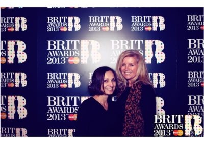 Our students at The Brits…amazing feedback!