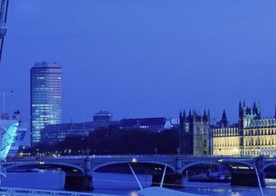 Cool places to visit during the winter months in London