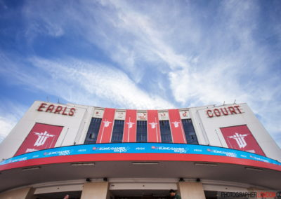 The history and demise of Earls Court