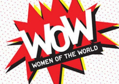 Women of the World Unite: We were at #WOWLDN