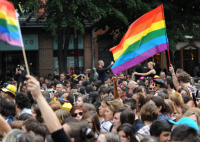 Gay Pride: Iconic events that draw a global audience