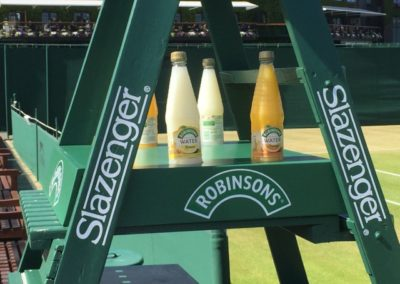 Getting sporting events right: Wimbledon