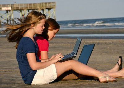 Making online study work for you