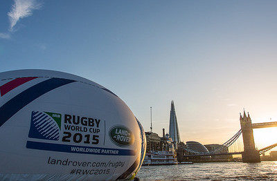 Rugby World Cup: organising a sporting event