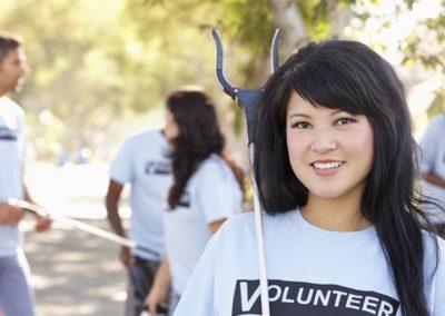 Event Management Volunteering Opportunities