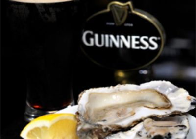 GUINNESS & OYSTER LUNCH