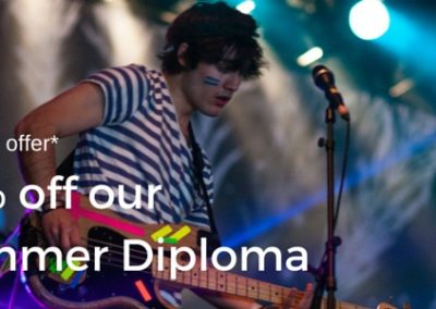 10% Discount on June Diploma Course