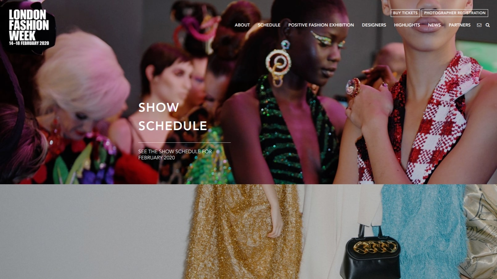 How To Find Work At London Fashion Week Event Academy